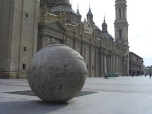 Сарагоса Площадь Пилар