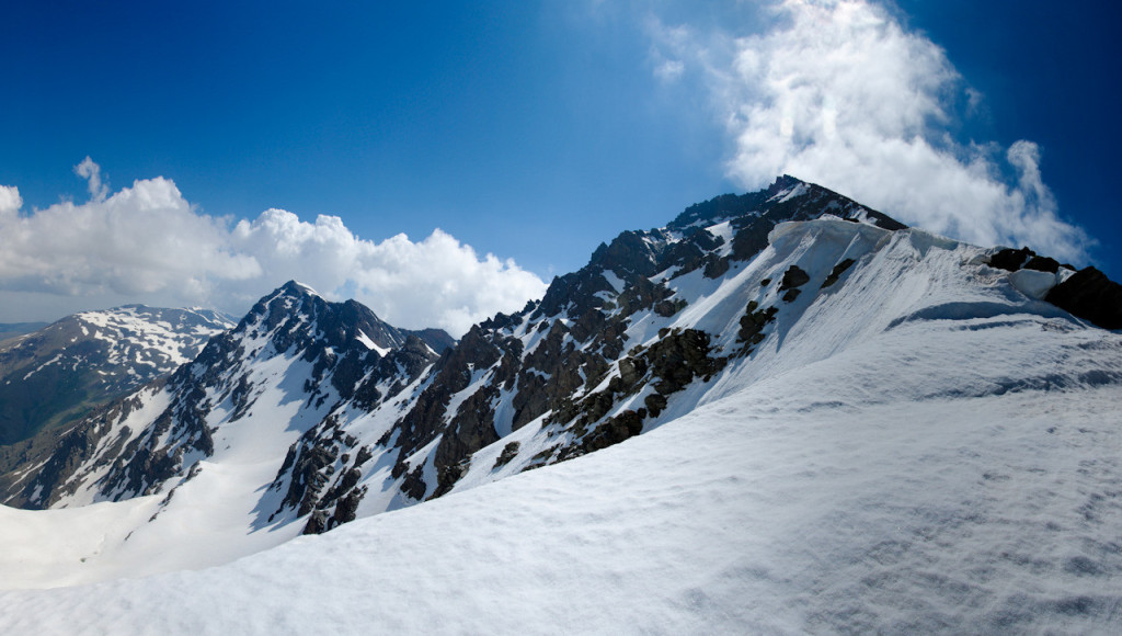 Гора Муласен, Сьерра Невада, Испания