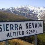Сьерра Невада Испания