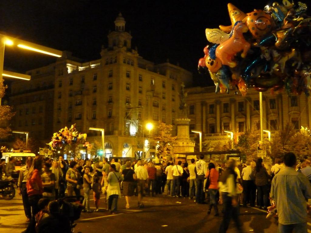 Пасео в Испании