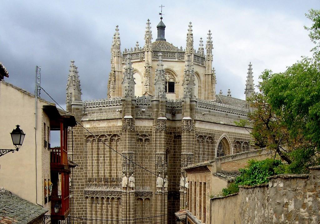 Монастырь Сан Хуан де лос Рейес в Толедо