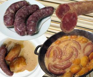 Бутифарра, Блюда Испании