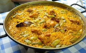 Блюда Испании, Паэлья