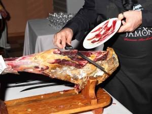 Хамон иберико, Блюда Испании