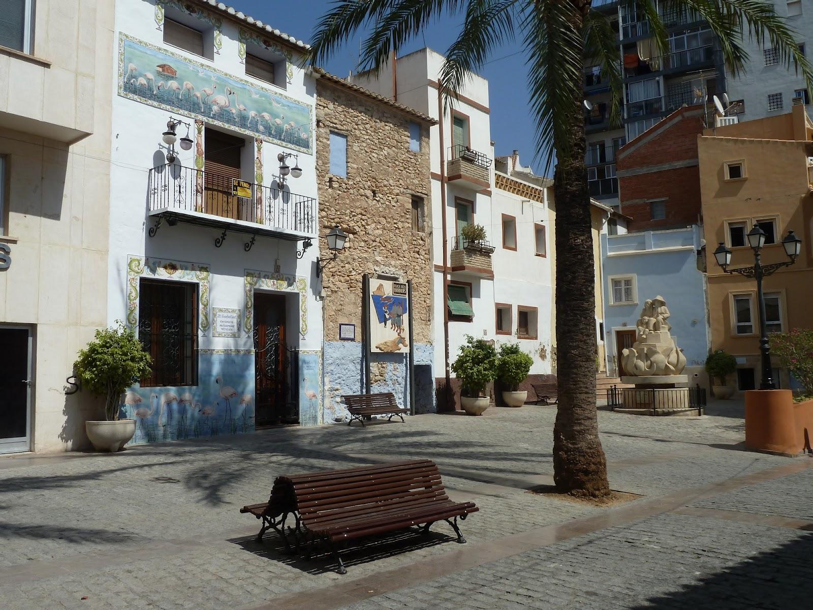 Город кальпе испания достопримечательности