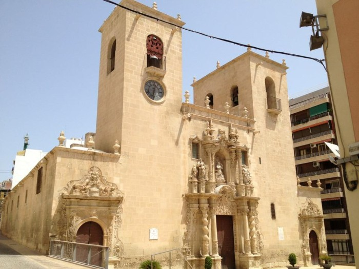 Базилика Санта Мария Аликанте