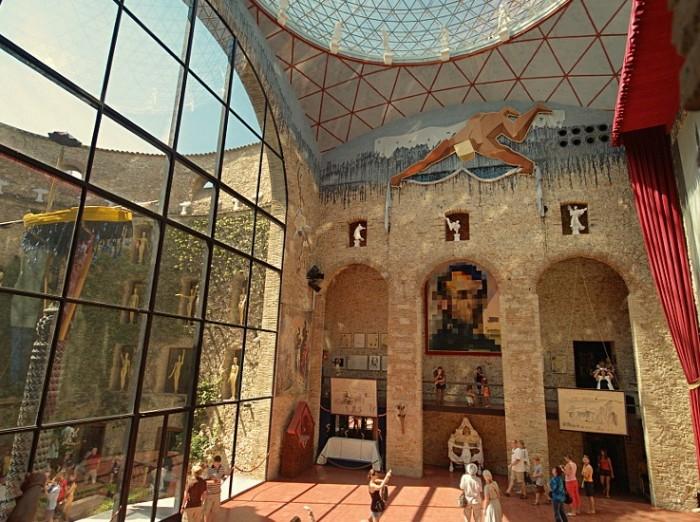 Музей Дали, Фигейрос